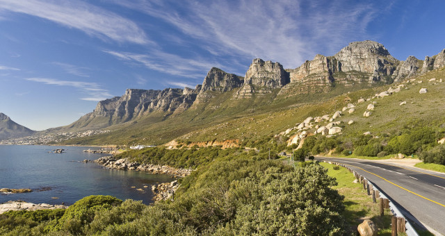 Sudafrica - Cape Town e Garden Route