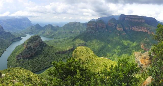Sudafrica - Blyde River Canyon, Kruger Park, St. Lucia Wetland Park